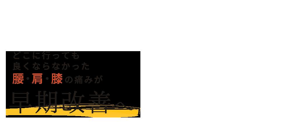 堺市・和泉市で整体なら「骨盤Lab Corpo」(旧称:たぐち整骨院) メインイメージ